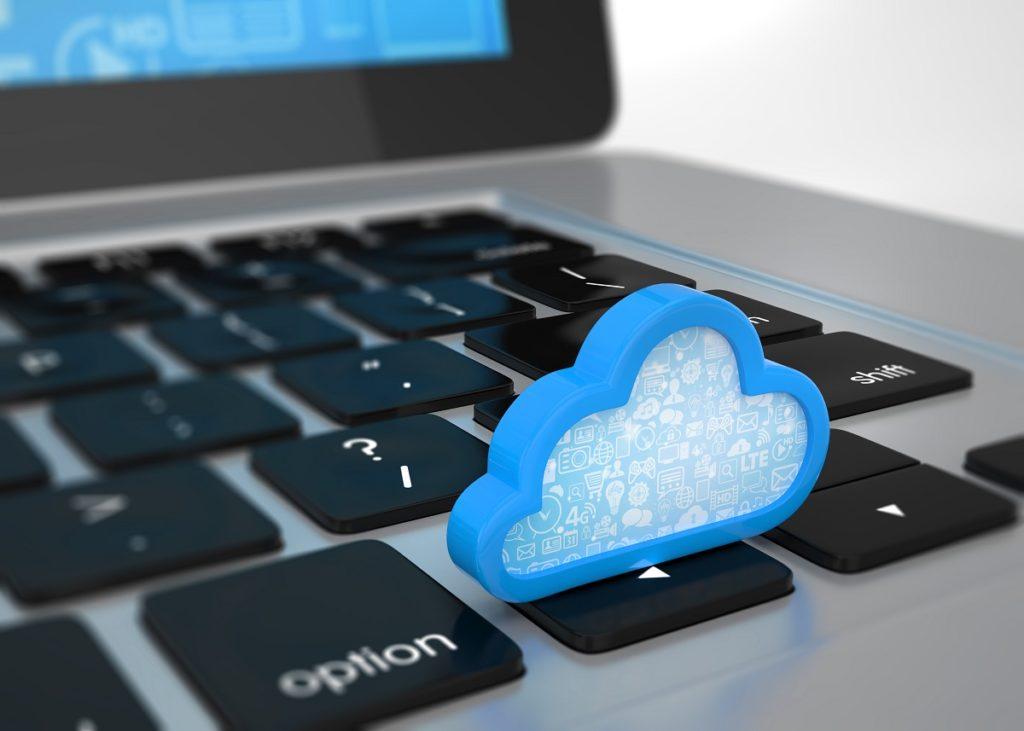 cloud migration concept