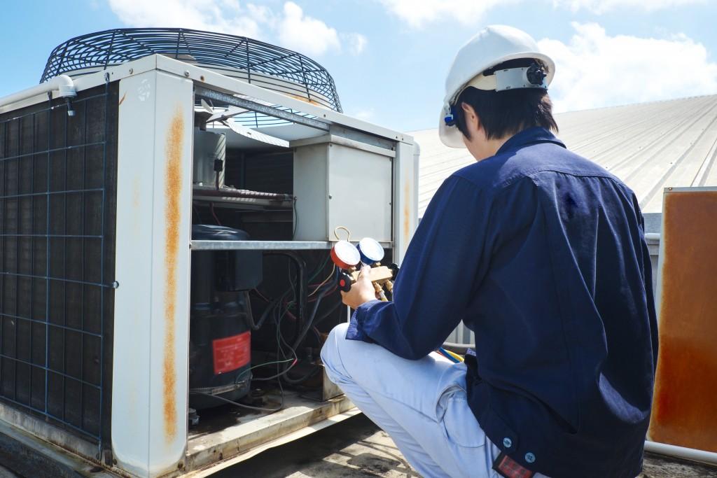 air conditioning unit repair