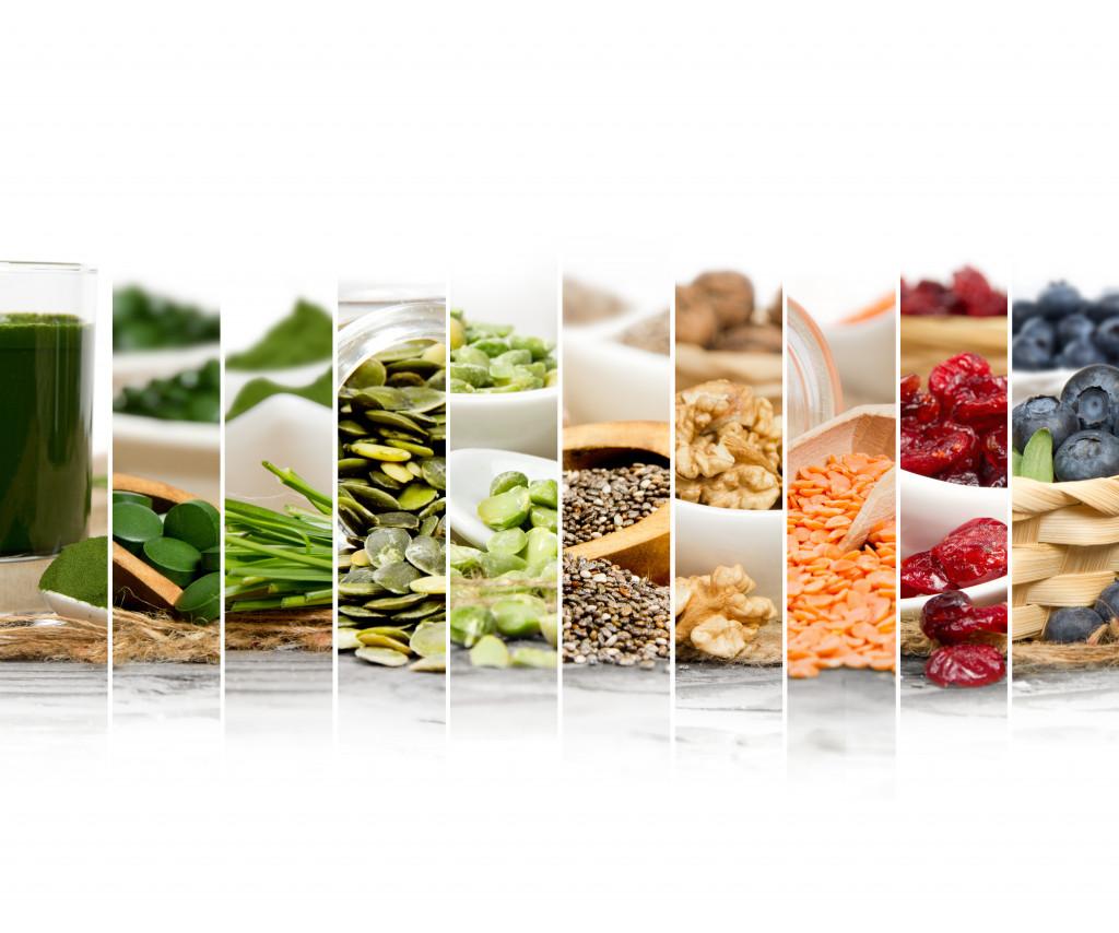 Vegan friendly ingredients