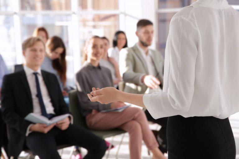 employee training seminar
