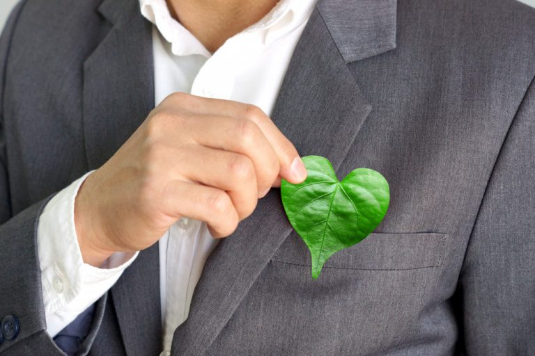 green heart sustainability